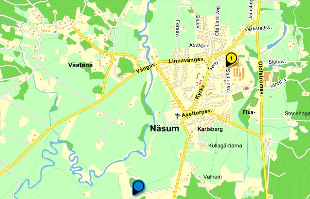 Karta Skane Eniro.Karta Gudahagens Vikingamarknad 14 15 September 2019